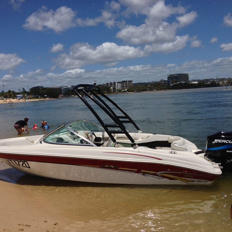 MTk Monster Tower Black - Maroochy Marine Covers
